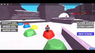 *(Christmas special)* Most challenging Roblox obby ever! P.t 2 The Snow obby...