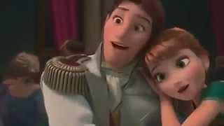 Gambar cover Frozen-Amv- Haven't met you yet- Michael Buble'