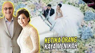 10 Pernikahan Artis Indonesia Termewah Dan Termahal
