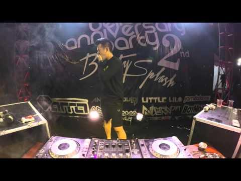 BOY MOHAWK DJ - LIVE RAVE PARTY BEELEZA MALANG 2016 Mp3