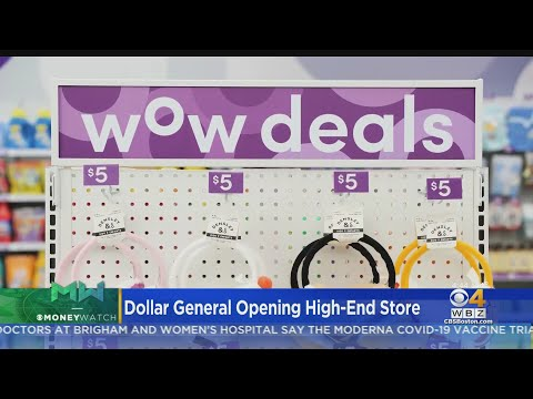 Dollar General Opening High-End Store