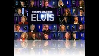 there;s only one elvis