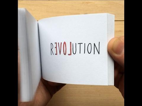 Love Revolution Flipbook Youtube