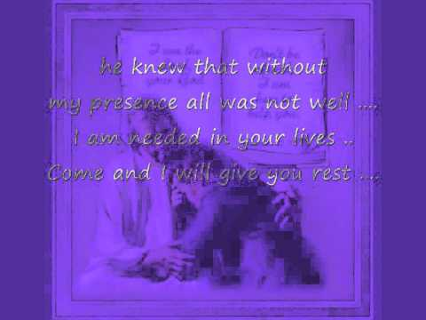 I will give you rest..wmv