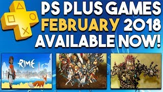 FREE PS4 PLUS February Games AVAILABLE NOW! Dark Souls 3 for $5!