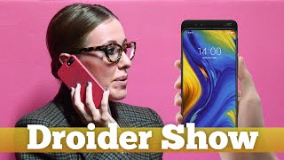Xiaomi Mix 3 vs Meizu Note 8, а Samsung против Собчак и прозрачный Pixel 3   Droider Show #395