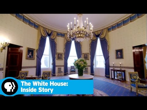 THE WHITE HOUSE: INSIDE STORY | Welcome to the White House clip | PBS