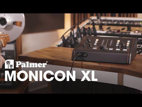 Palmer MONICON XL - Active Studio Monitor Controller