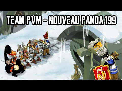 [Dofus] Humility - Ma Team PvM - Nouveau Panda 199 !