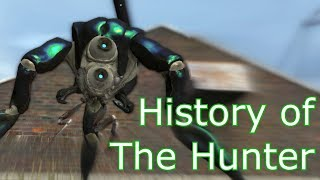 History of The Hunter