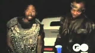 2Pac, Suge, Dr Dre & Chris Tucker on California Love 1995