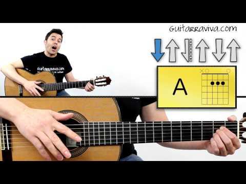Noches de Bohemia Guitarra Acordes Facil tutorial como tocar guitarra ...