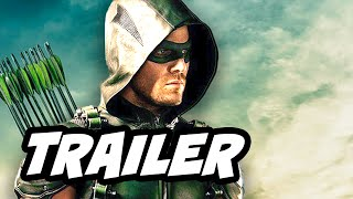 Arrow Season 4 Official Trailer Breakdown - Green Arrow