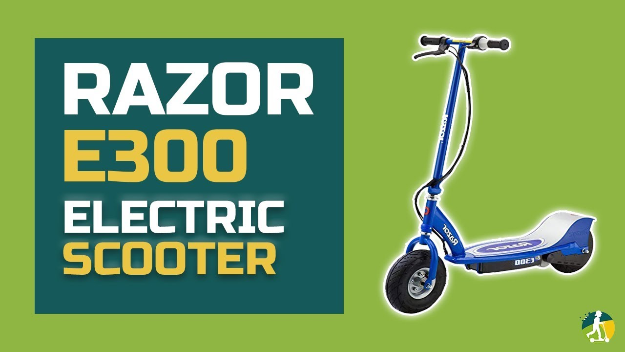 The Best Razor E300 Electric Scooter Reviews: Is It For You