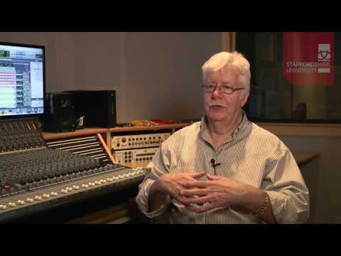 Guest Lecture Interviews - Ken Scott