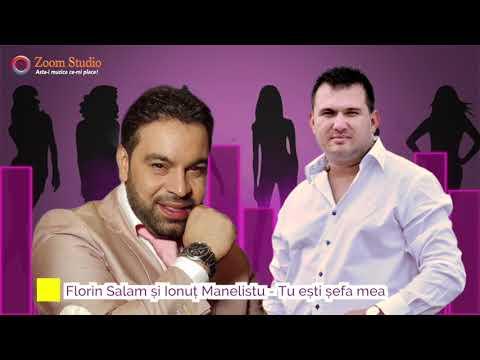 Florin Salam si Ionut Manelistu - Tu esti sefa mea (Oficial Audio 2018)