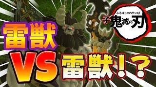 【ゆっくり実況】雷獣VS雷獣!?子鬼殺隊最強の剣士は俺だっ!!ゆっくりゼルダの…