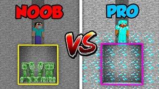 Minecraft NOOB vs. PRO: BEST EPISODES in Minecraft!