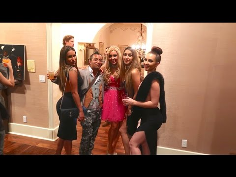 HaleyRae Christian Cannell's 26th Mansion Birthday Bash - Beverly Hills, CA;
