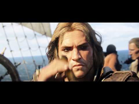 Assassin's Creed 4 PS4 Trailer (HD) from YouTube · Duration:  1 minutes 55 seconds