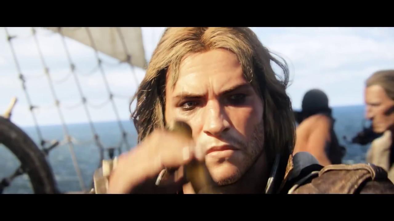 Assassins Creed IV: Black Flag (PS4) - Ending & Secret