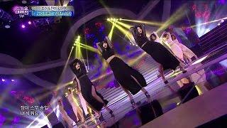 【TVPP】JOY(Red Velvet) - Coming Of Age Ceremony, 조이(레드벨벳) - 성인식 (with 하영, 찬미) @ 2014 KMF Live