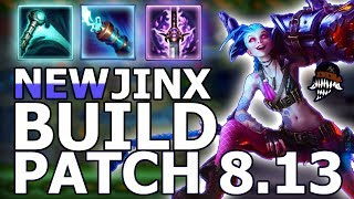 Jinx Build Season 7