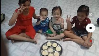 Làm Bánh Flan..... Quá ngon luôn ))