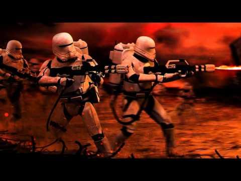 Музыка из звездных войн имперский марш рок