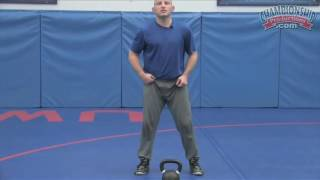 Hardstyle Kettlebell Training for Wrestlers - Mike DeRoehn