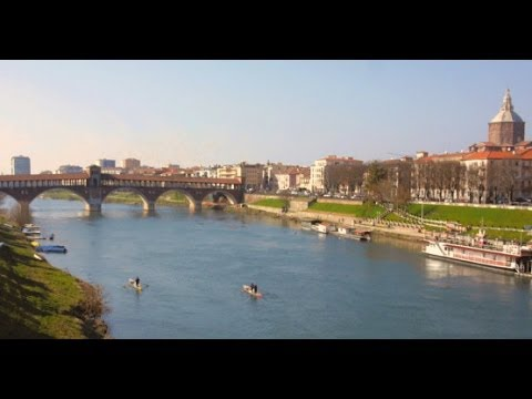 Benvenuti a Pavia - Welcome to Pavia