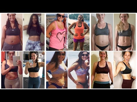 Some Quick Transformation Tuesday Motivation!