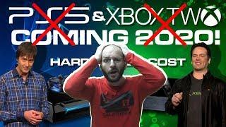 ¡AMENAZAN CON QUE NO HABRÁ PS5 NI XBOX TWO! - Sasel - Revisiones - ps4 pro - xbox one x