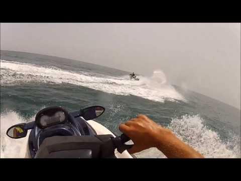 Jet-Ski Fun- Roquetas de Mar - Spain
