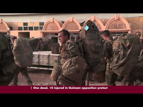FRANCE VISIT TO PREPARE POST-WAR MALI