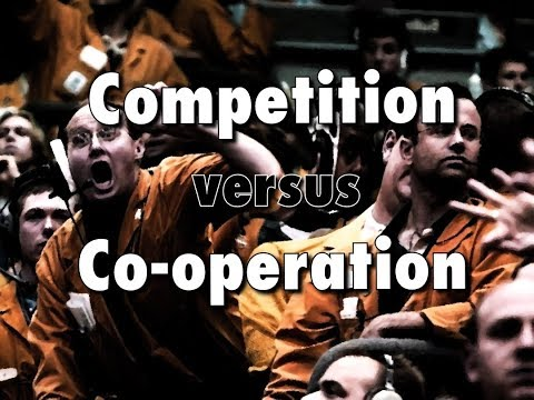 Competition is Irrational, Choose Co-operation - An Anarchis
