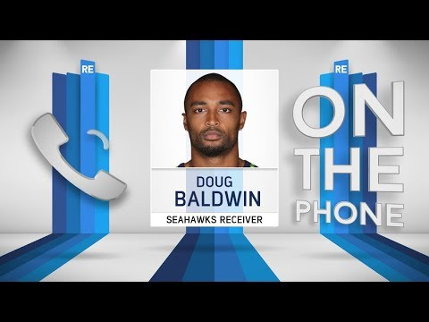 Seahawks WR Doug Baldwin Talks Playoffs, Kaepernick & More w/Rich Eisen | Full Interview | 11/21/18