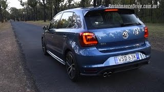 2015 Volkswagen Polo GTI (DSG) 0-100km/h & engine sound