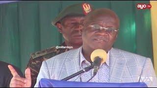 Tamko la Rais Magufuli Kagera.. atoa mbinu mpya ya bure