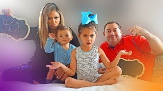 WHO KNOWS ME BEST! MOM VS DAD!!! (YOU WON'T BELIEVE IT!)