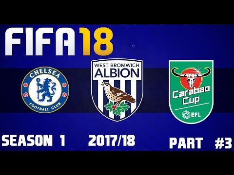 Pulis Gone IRL and The Big Cup Game S1 E3 (FIFA 18 Career Mode Stream)