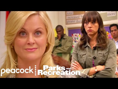 Leslie Meets Ann - Parks and Recreation Mp3