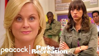 Leslie Meets Ann - Parks and Recreation