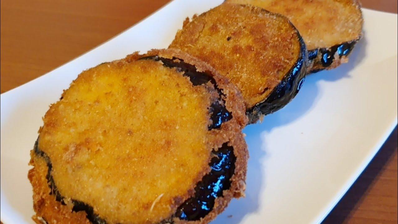 Ricetta Melanzane In Carrozza.Melanzane In Carrozza Buonissime E Facilissime Eggplant Sandwich Youtube