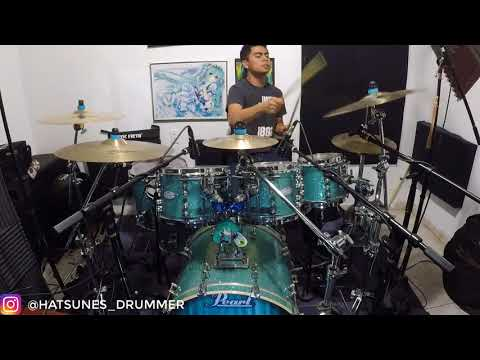 Hillsong - God Is Here Drum Cover