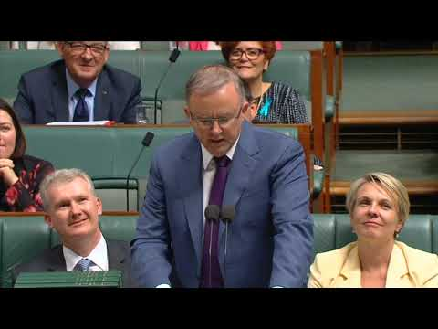 House Question Time 12 February 2019