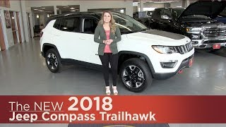 New 2018 Jeep Compass Trailhawk - Mpls, Elk River, Coon Rapids, St Paul, St Cloud, MN | Review