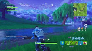 Fortnite Battle royale playing with the new sking+ 1000 turkeys