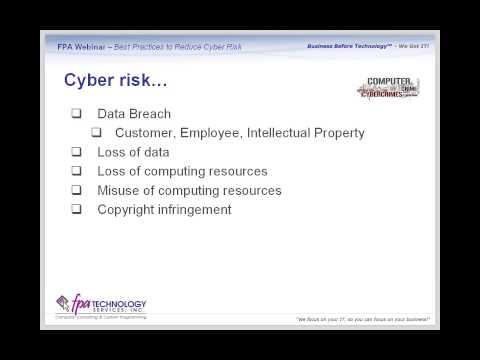 FPA Starter Guide to Data Breaches and Cyber Liability