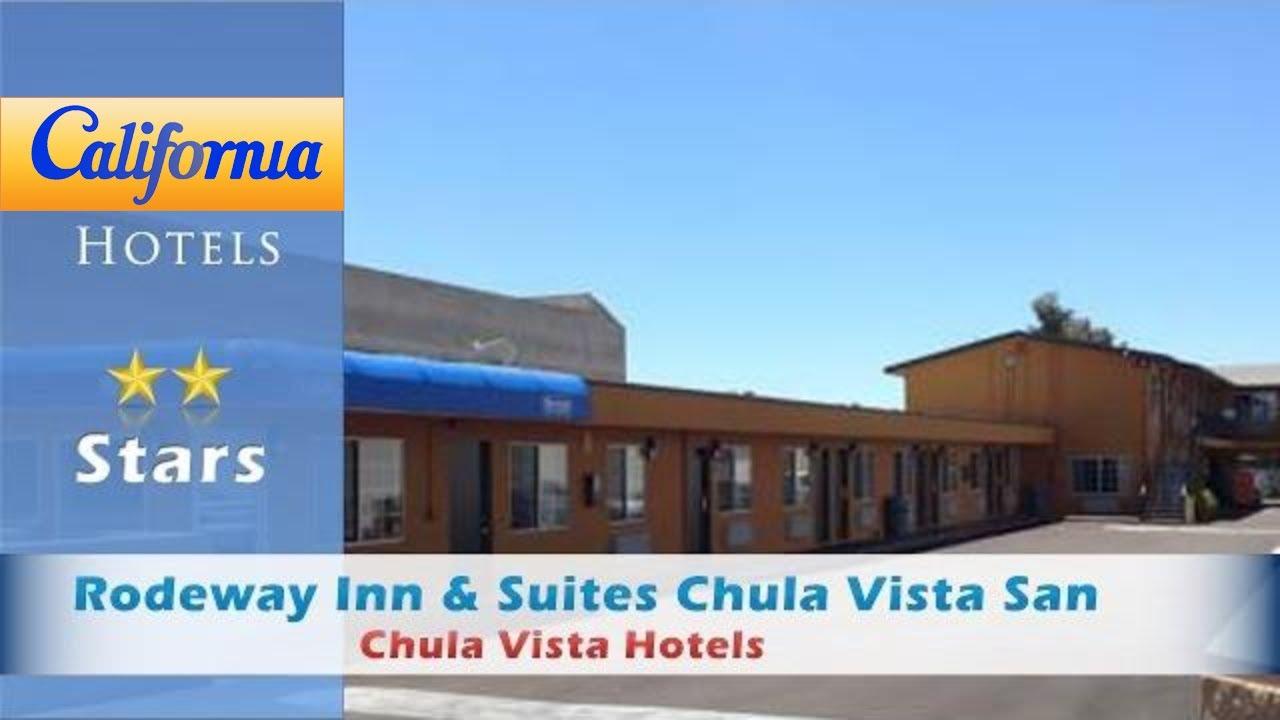 Rodeway Inn Suites Chula Vista San Go South Hotels California